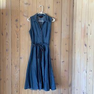 Vintage Denim Dress• Robbie B Signature• Size 8